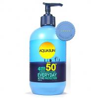 Buy Aquasun SPF 50 Dry Touch Everyday Active Protection 500ml