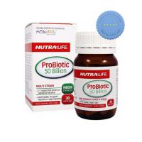 Buy Nutralife Probiotic 50 Billion 30 Capsules - Prompt Dispatch