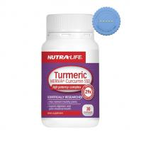 Buy Nutralife Turmeric Curcumin 550 30 Capsules - Prompt Dispatch