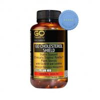 Buy Go Healthy Cholesterol Shield 30 Capsules - Prompt Dispatch
