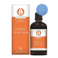 Buy Kiwiherb Children Throat Syrup 100ml - Prompt Dispatch