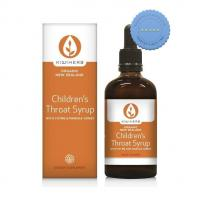 Buy Kiwiherb Childrens Throat Syrup 200ml - Prompt Dispatch