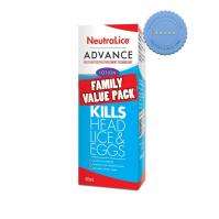 Buy NeutraLice Advance Lotion Family Value Pack 475ml -