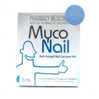 Buy Myconail Antifungal Nail Lacquer Kit 5ml -