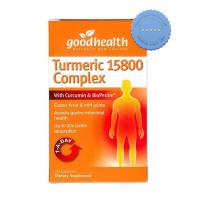 Buy Good Health Turmeric 15800 Complex 30 Capsules - Prompt Dispatch