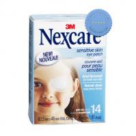 Buy Nexcare Sensitive Skin Eye Patch Junior Size 14 - Prompt Dispatch