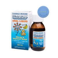 Buy Histaclear Oral Liquid 1mg 100ml -