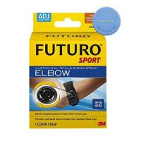 Buy Futuro Sport Custom Dial Adjustable Tennis Elbow Strap