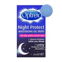 Buy Optrex Night Protect Moisturizing Gel Drops 10ml - Prompt Dispatch