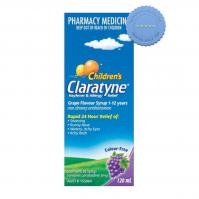 Buy Claratyne Childrens Grape Flavour 120ml - Prompt Dispatch