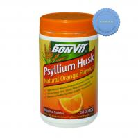 Buy Bonvit Psyllium Husk Natural Orange Flavour 500g - Prompt Dispatch