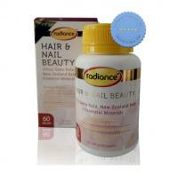 Buy Radiance Hair and Nail Beauty 60 Veg Capsules - Prompt Dispatch