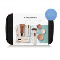 Buy Nude by Nature Natural Beauty Complexion Set Medium - Prompt Dispatch