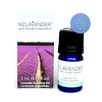 Buy NZLavender Pure Lavender Essential Oil 5ml -Prompt Dispatch