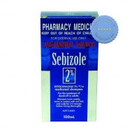 Buy Sebizole 2pc Shampoo 100ml - Prompt Dispatch