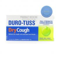 Buy duro tuss lozenges lemon 24 s -