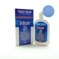 Sebizole Shampoo 2 Percent 200ml -Fast International Shipping