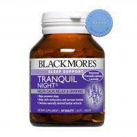 Buy Blackmores Tranquil Night 60 Tablets - Prompt Dispatch