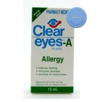 Buy clear eyes a allergy 15ml - Prompt Dispatch