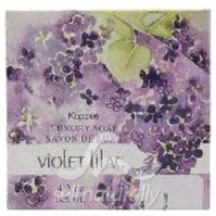 Buy Kappus Violet Lilac Soap 125 gm -