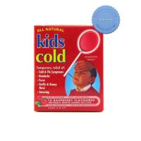 Buy Kids Cold Lollipops Raspberry 10 online at a great price