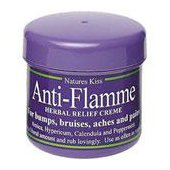 Anti-Flamme Cream 90g - Topical Pain Relief - International Shipping