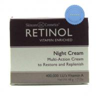 Buy Skincare L de L Cosmetics Retinol Night Cream 48g -
