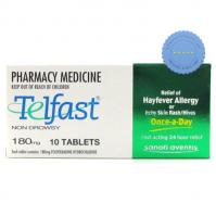 Buy telfast 180mg tablets 10 -