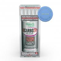 Buy Herbal Clean Qcarbo Extra Strenght CleansingFormula