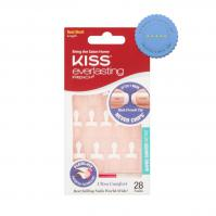 Buy Kiss Nails Everlasting French Beige 28s -