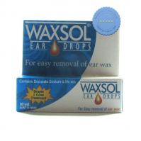 Buy Waxsol Ear Drop 10ml -