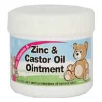 Buy Zinc Castor Ointment Vitamin A 200g