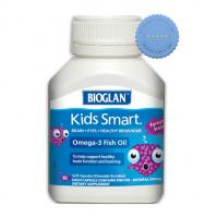 Buy Bioglan Kids Smart Omega 3 Fish Oil 50 Soft Chewable Burstlets -