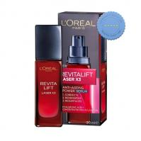 Buy Loreal Revitalift Laserx3 Serum 30ml -