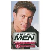 Buy just for men medium brown -