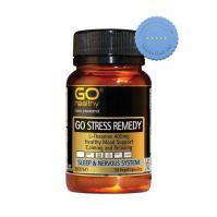 Buy gohealthy stress remedy 30vcaps - Prompt Dispatch