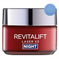 Buy LOreal Revitalift Laser x 3 Night Cream 50ml -