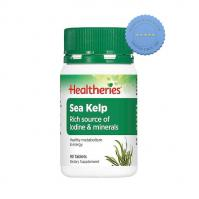 Buy Healtheries Kelp 285mg 90 Tablets -