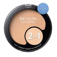 Buy Revlon Colorstay 2 in 1 Compact Makeup and Concealer Ivory