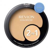 Buy Revlon Colorstay 2 in 1 Compact Makeup and Concealer Buff