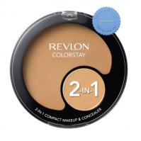 Buy Revlon Colorstay 2 in 1 Compact Makeup and Concealer Sand Beige