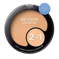 Buy Revlon Colorstay 2 in 1 Compact Makeup and Concealer Nude