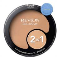 Buy Revlon Colorstay 2 in 1 Compact Makeup and Concealer Natural Tan