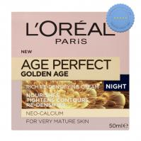 Buy lore age perf golden age night cream 50m - Prompt Dispatch